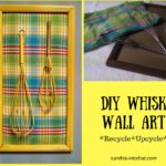 DIY Kitchen Wall Art – Whisk it up!