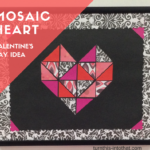 Mosaic Heart – Valentine's Inspired Decor