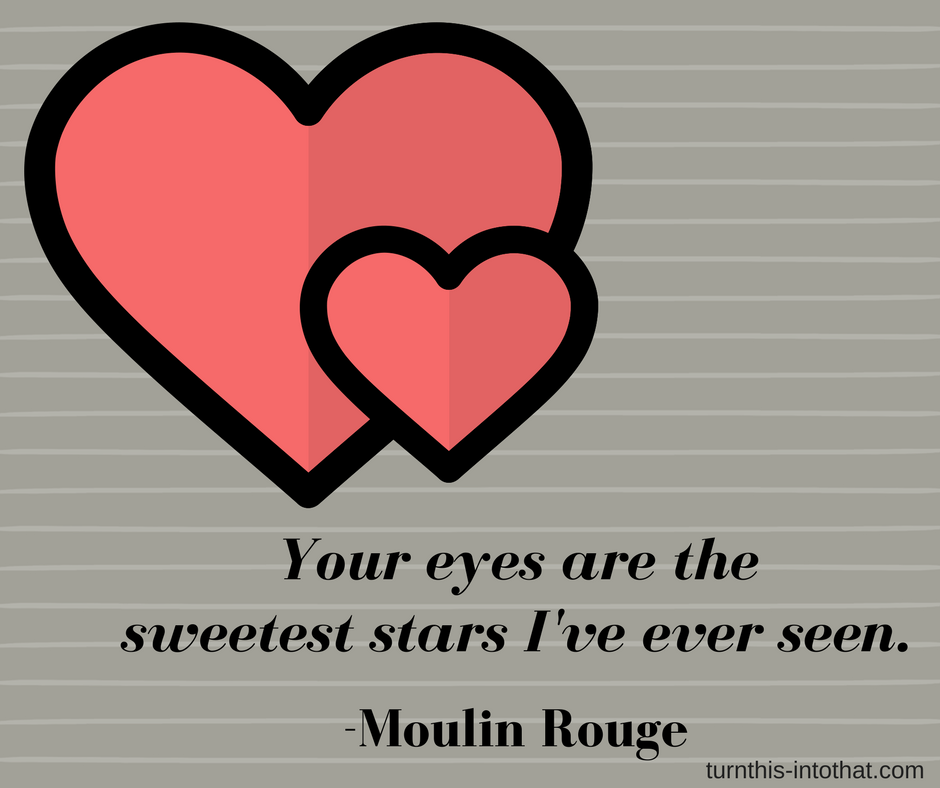 Weekly Quote – Moulin Rouge