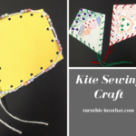 How to Teach Kids to Sew – Kite Sewing Craft