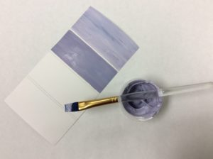 how to make your own paint chips