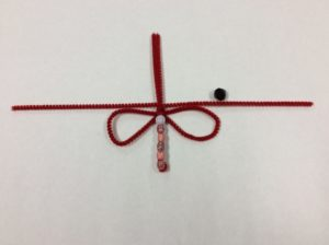 diy pipe cleaner butterfly