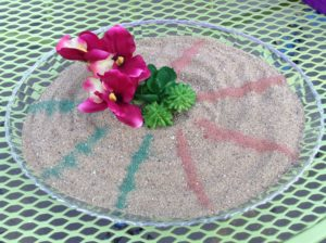 how to make a mini zen garden for girl scouts