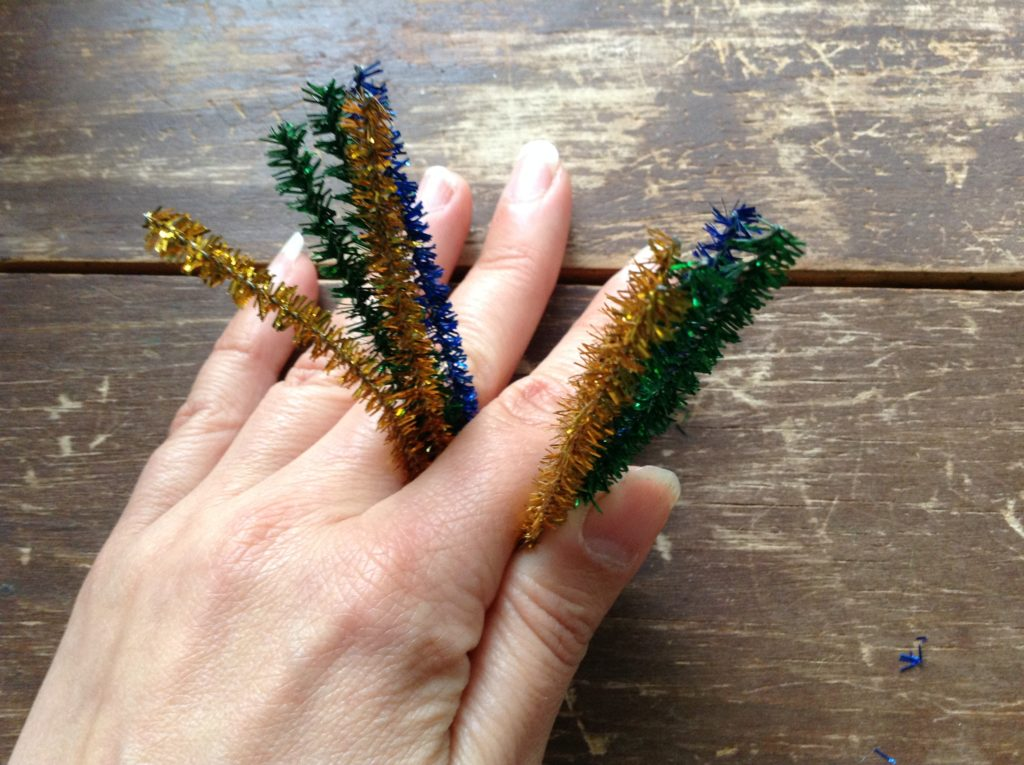 pipe cleaner crafts for 4th of July