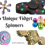 10 Unique Fidget Spinners