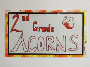 2nd grade elementary art lesson