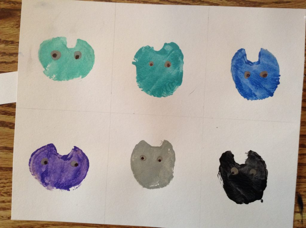 vegetable printing projects for kids