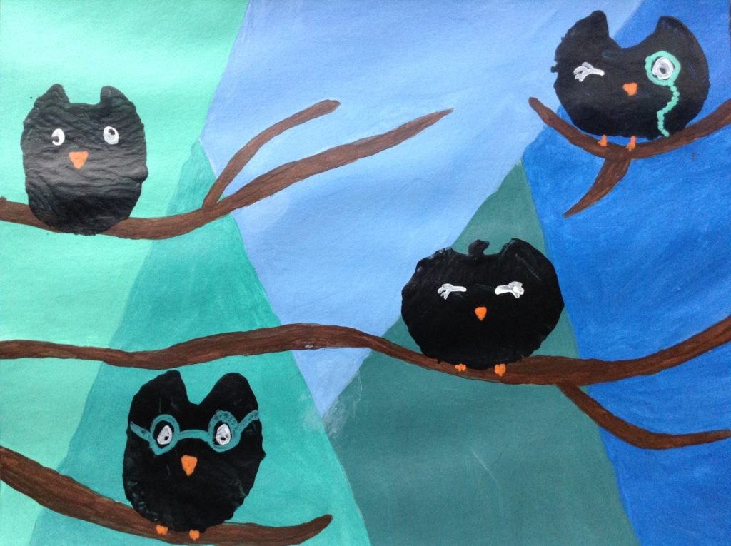 diy owl kids crafts