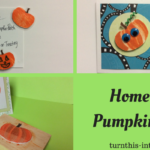 Homemade Pumpkin Stamp