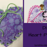 DIY Heart Pockets – Valentine's Day
