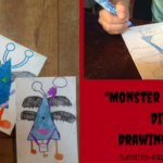 Monster Suspect – DIY Drawing Game