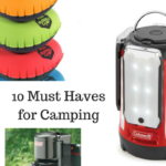 10 Must Haves I Wish I Would Have Had For Camping